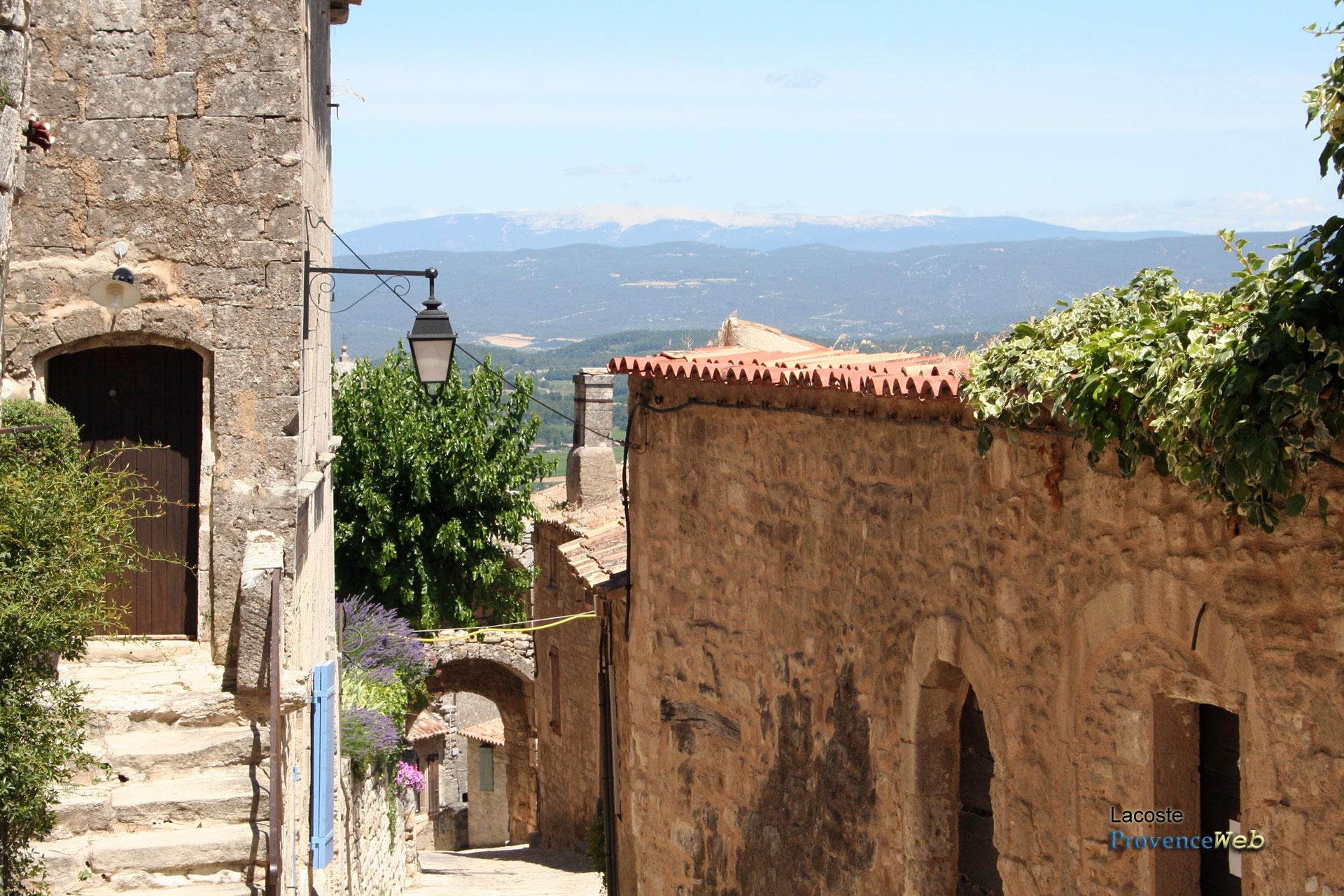 lacoste - Agrandissements et Fonds d'écran - Provence Web